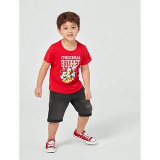 Quần short bé trai CANIFA, quần short bò thời trang cho bé - 2BS20C001 thumbnail