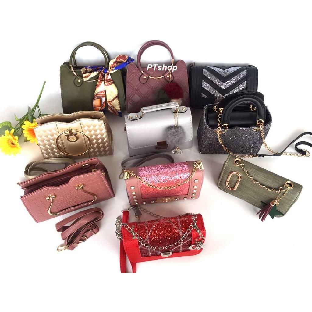Combo 10 túi xách nữ kim_ngoc39
