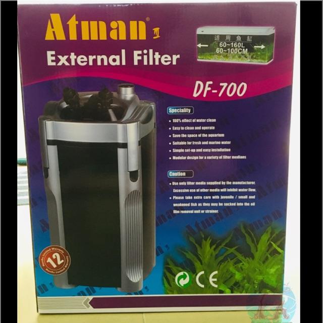 Lọc thùng Atman DF-700