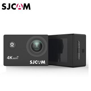[Mã ELMALL44 giảm 9% đơn 440K] Camera hành trình SJCAM SJ4000 AIR 4K (Đen) - Hãng phân phối chính thức