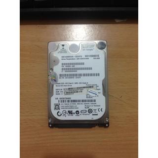ổ laptop 2.5 ich dung lượng 120gb tốc độ 5400prm western đã tét và chạy rất mượt. thumbnail