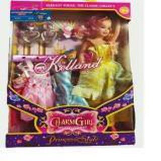 bộ đồ chơi thay trang phục puple cho bé gái MBS24H N1192