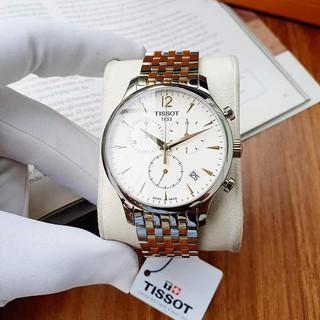 Đồng hồ nam Tissot T0636172203700 - Máy Quartz Pin - Kính Sapphire