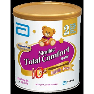 Sữa bột Similac Total Comfort 2 (820g) - 3554698 , 1296269035 , 322_1296269035 , 562000 , Sua-bot-Similac-Total-Comfort-2-820g-322_1296269035 , shopee.vn , Sữa bột Similac Total Comfort 2 (820g)