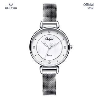 Đồng hồ Onlyou Nữ 81163LA Dây Lưới 28mm thumbnail