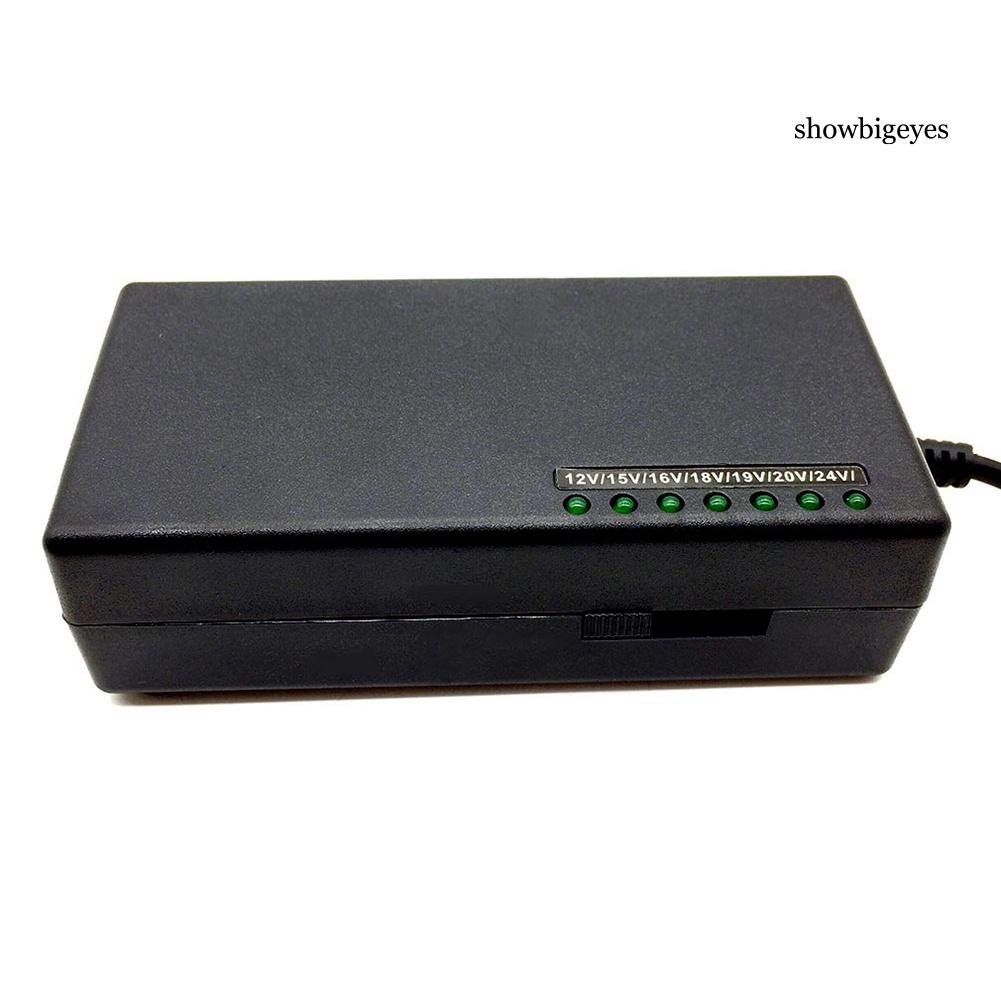 Bộ Sạc Nguồn 110V / 240V 96W Phích Cắm EU Thông Dụng Cho Laptop / Notebook