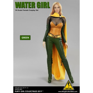[Order] Flirty Girl Collectibles FGC2019-14 Water Girl Cosplay 2.0