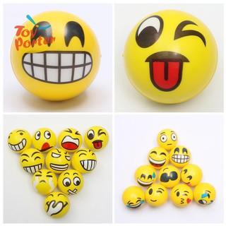 Đồ chơi bóp tay giảm căng thẳng tạo hình khuôn mặt cảm xúc dễ thương