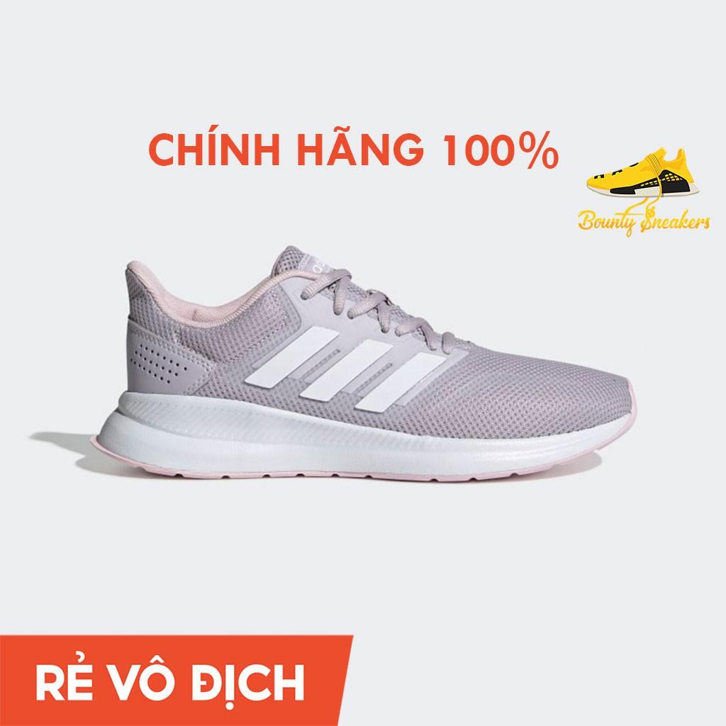 Giày Sneaker Thể Thao Nữ Adidas Runfalcon W  Hồng EE8166 - Hàng Chính Hãng - Bounty Sneakers