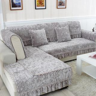 Miếng đệm vải lót lót vải nhung Dùng chung cho bốn mùa tùy chỉnh, khăn trải da chống trơn trượt, Bộ khăn trải giường kiể