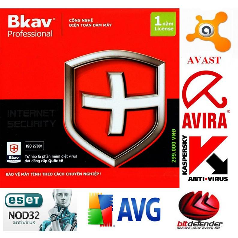 Đĩa cài Phần Mềm Diệt Virus Bkav + trọn bộ ANTIVIRUS + Bộ đĩa cứu dữ liệu 2019 + tools cứu file bị xóa virut Giá chỉ 150.000₫