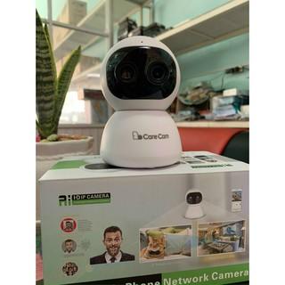 ZOOM NGOÀI TRỜI] Camera wifi Carecam X10 2.0MPx CARE CAM Full HD 1080p mới 2020 bảo hành 12 tháng thumbnail