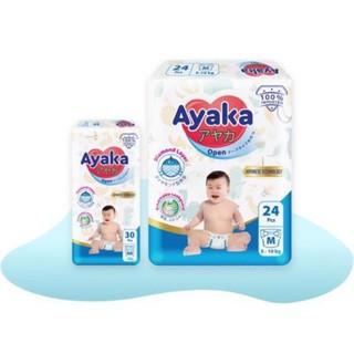 Tã dán Ayaka NutifoodNB30 S26 M24 . thumbnail