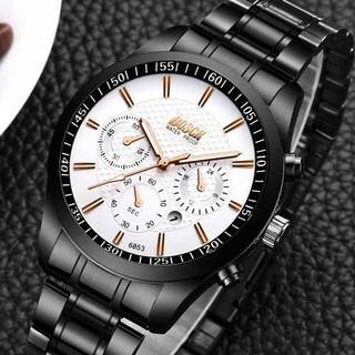 Đồng hồ nam rẻ đẹp BOSCK chính hãng, lên tay tuyệt đẹp, kính chống trày xước tốt ( Tặng tỳ hưu, tháo mắc, Mã AB05 ) thumbnail