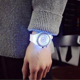 Đồng hồ LED nam nữ phát sáng cực đẹp DHLD457