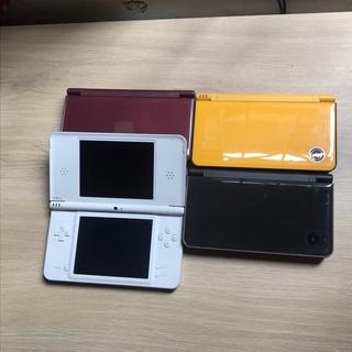 Máy chơi game Nintendo Dsi LL ( Bản to ) thumbnail