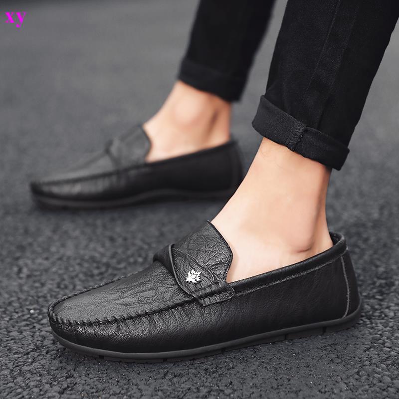 Giày nam Fu Fu phiên bản Hàn Quốc mùa hè shoes Già