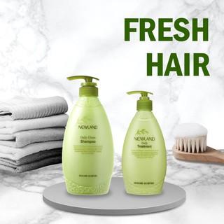 Dầu xả dưỡng ẩm, bảo vệ tóc chuyên sâu Newland thumbnail