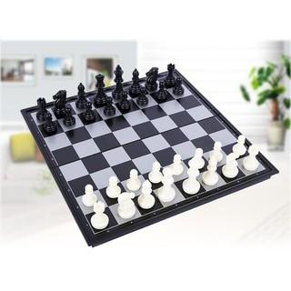 Bộ bàn cờ vua nam châm 25cm