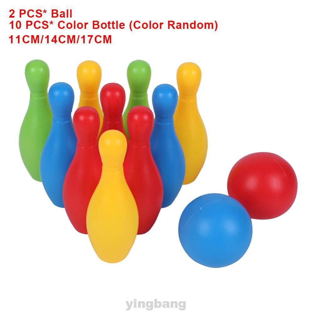 Bộ Đồ Chơi Bowling Đầy Màu Sắc Giáo Dục Sớm Cho Bé