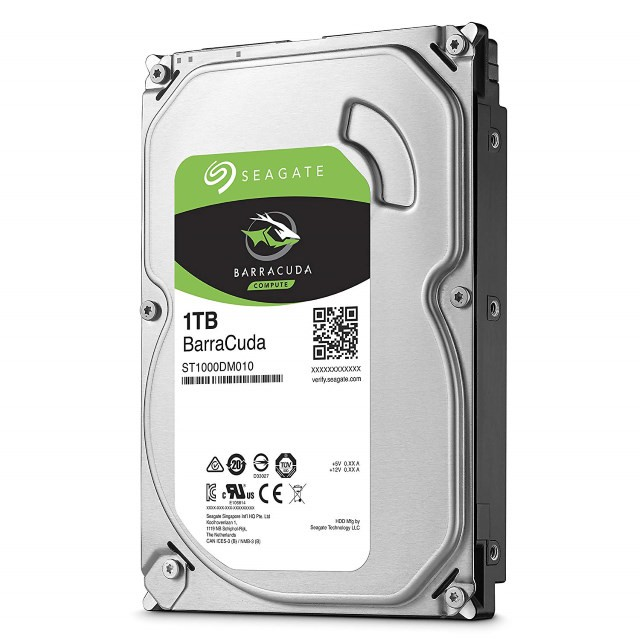 Seagate Barracuda Compute HDD 1TB Giá chỉ 826.000₫