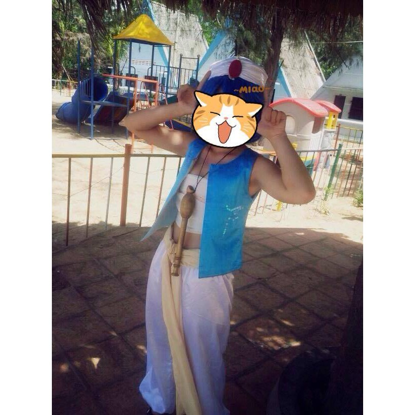 Trang phục cosplay Aladdin (Magi: The Labyrinth of Magic)