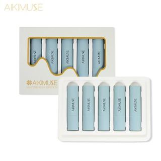 Bộ 5 thỏi son AIKIMUSE chống nước giữ ẩm lâu trôi dạng lỏng 3.5g 5 thumbnail