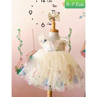 váy elsa mẫu mới