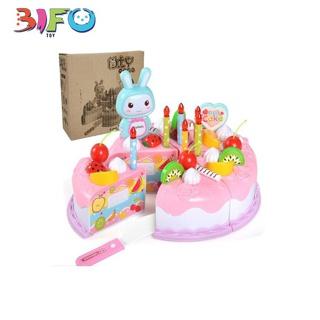 [Mã NOWSHIPMOI hoàn 100% xu đơn 0Đ] Bộ đồ chơi cắt bánh sinh nhật cho bé