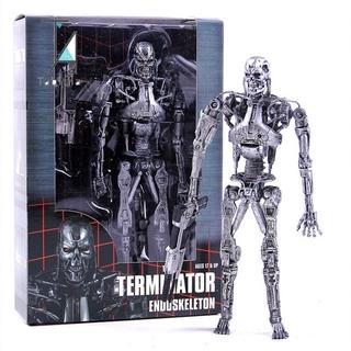 Gift Tabitha Cartoon Movie Figure Doll for The Terminator T800 T1000 Mechanical Endoskeleton Model Toy Bookshelf Decoration