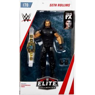 Mô hình đô vật mỹ WWE Seth Rollins The Shield