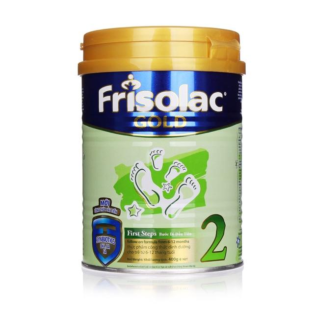 Sữa Frisolac Gold 2. 400g