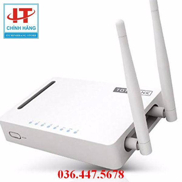 Bộ Phát Wifi Totolink N300RH Chuẩn N Tốc Độ 300Mbps - Bảo hành chính hãng  24 tháng