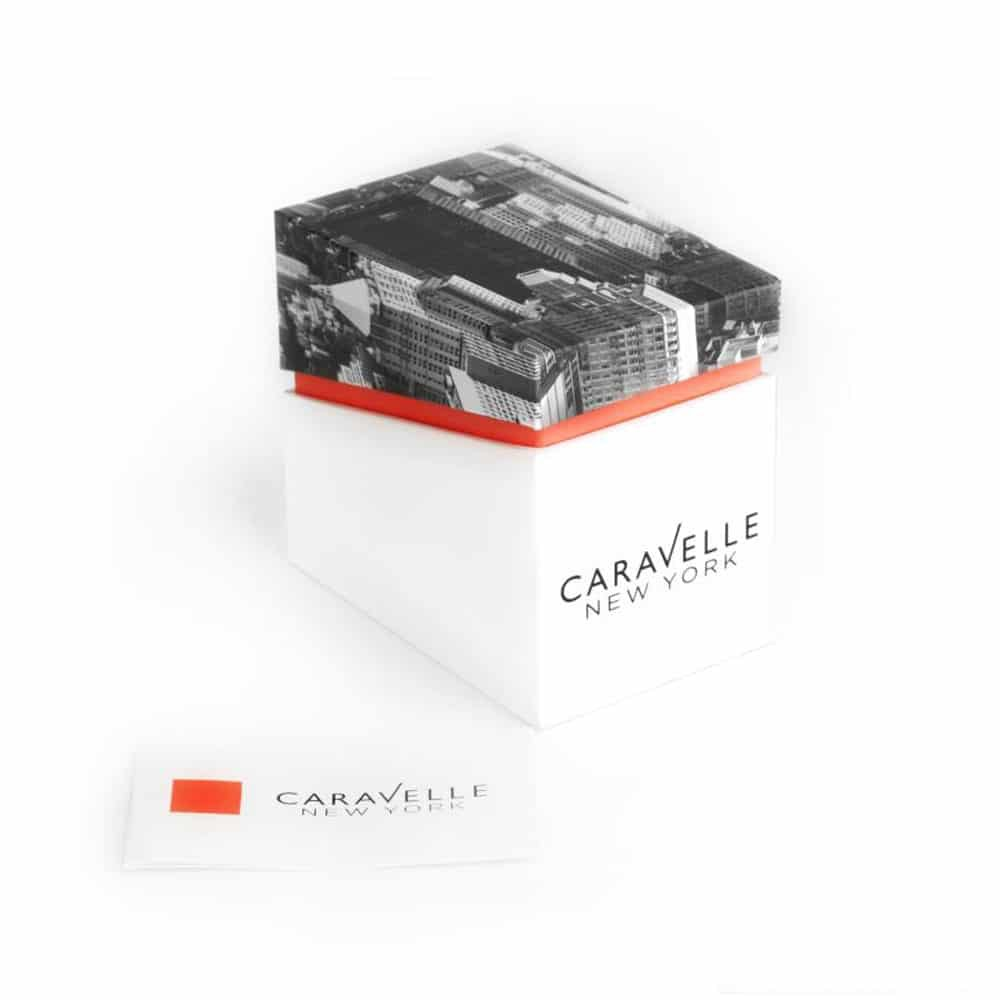 Đồng Hồ Caravelle New York Nữ 43L191
