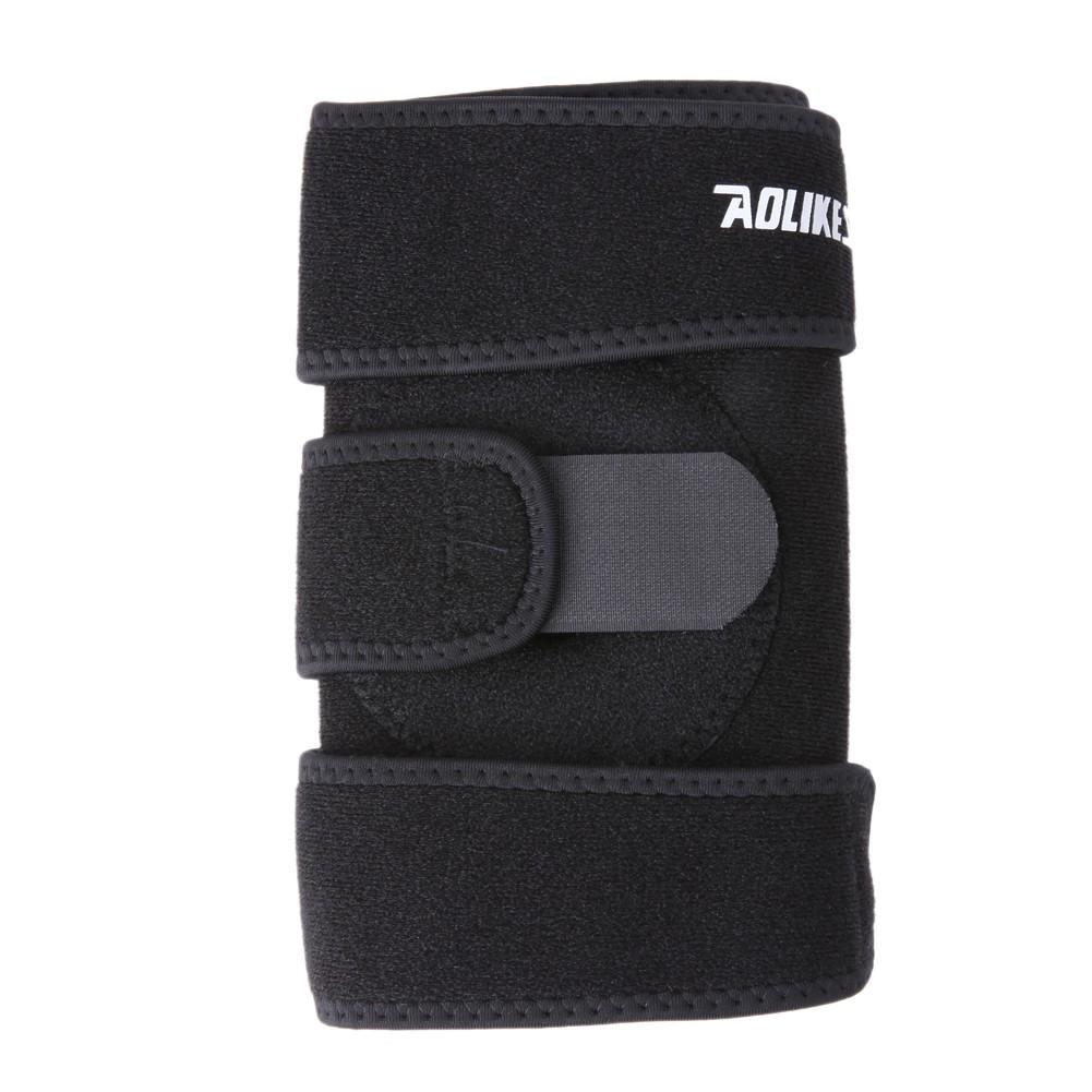 Adjustable Knee Patella Support Brace Sleeve Wrap Cap Stabilizer Sports [tyoufing]