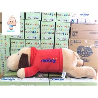 Chó Bông – hàng khuyến mãi Moony
