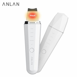 ANLAN Ultrasonic Skin Scrubber Facial Lifting Cleaning Acne Blackhead Remover Waterproof IPX5 thumbnail