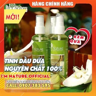 (Chính Hãng) Tinh Dầu Dừa I M NATURE 100ml 100% Nguyên Chất thumbnail