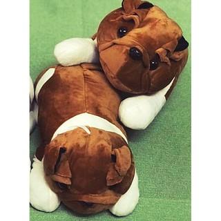 [XẢ HÀNG] Chó Mặt Xệ Màu Nâu Cute Siêu Rẻ