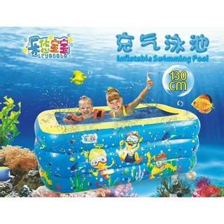 Sỉ bể bơi 3 tầng m3 TẶNG KÈM MIẾNG DÁN + KEO [ GIẢM GIÁ ]