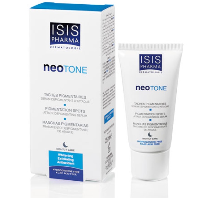 Neotone ISISPHARMA kem trị nám - 14051406 , 993608888 , 322_993608888 , 570000 , Neotone-ISISPHARMA-kem-tri-nam-322_993608888 , shopee.vn , Neotone ISISPHARMA kem trị nám