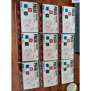 (Giao luôn) Máy đo nồng độ Oxy trong máu và nhịp tim Spo2 Oromi - Japan thumbnail