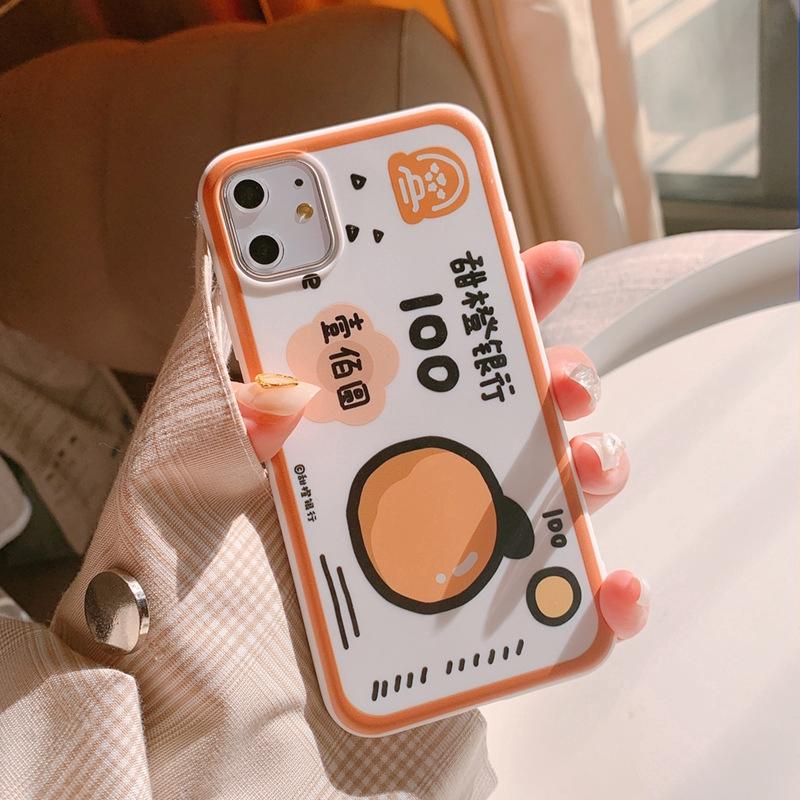 Ốp điện thoại thiết kế xinh xắn cho Iphone 5/5S/6/6plus/6S/6S plus/6/7/7plus/8/8plus/X/XS/XS Max/11 49