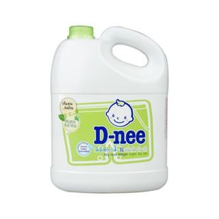 Dung dịch giă t xa Dnee Organic 3000ml (xanh lá)
