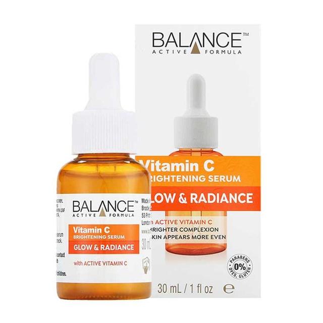 Ngày SX mới nhất Serum Vitamin C Balance làm sáng da bill Anh