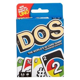 [Mã TOYFSS7 hoàn 20K xu đơn 50K] Trò chơi UNO DOS – Board Games