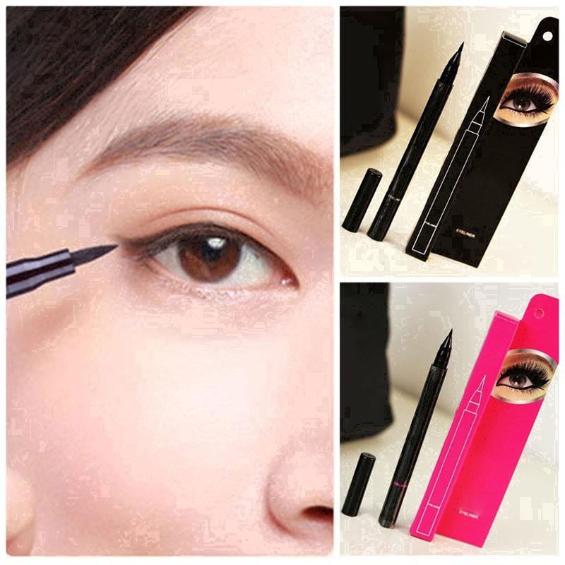 Women Waterproof Liquid eyeliner pen no Blooming Cosmestic Tools