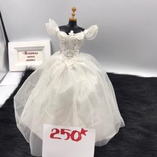( Kéo xem thêm mẫu) Váy búp bê barbie muse tách hộp mới chính hãng