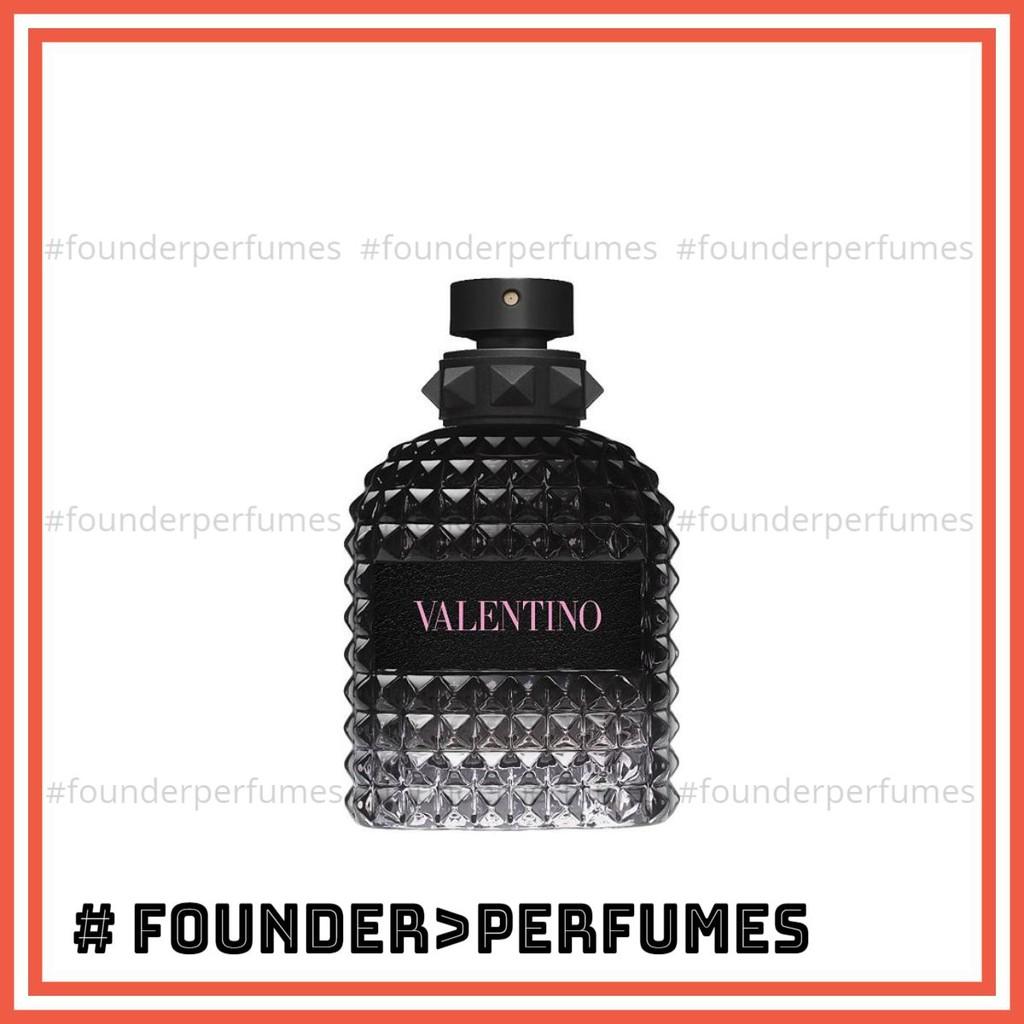 [S.A.L.E]  Nước hoa dùng thử Valentino Uomo Born In Roma #.founderperfume