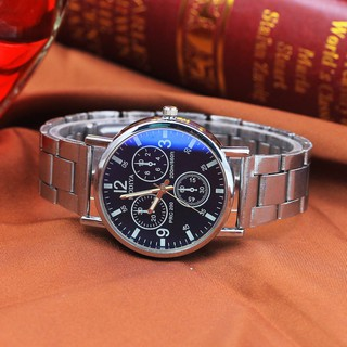 Đồng hồ nam dây kim loại cao cấp nam Modiya Siêu đẹp DH100